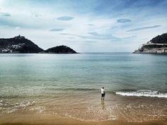 ¡¡¡¡. Hay que bonita La Concha y La Isla Santa Clara....❤️❤️❤️❤️