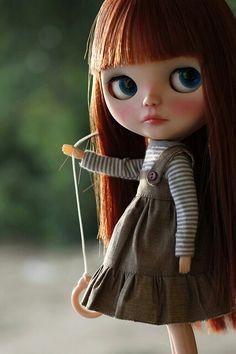 It's Jessica -- #imacovergirl. She's very modest.