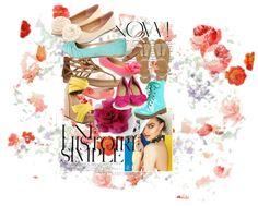 """Spring 2013: Foot Wear"" by jada-goodridge ❤ liked on Polyvore"