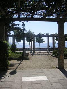 Samil Beach. Vigo, Spain.