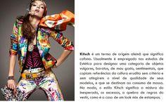 Kitsch, termo de origem alemã que significa cafona.