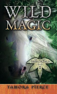 (Immortals, 1) Young Daine's knack with horses gets her a job helping the royal horsemistress. Though she struggles to hide it, her talent is magical. Animals not only obey, but listen to her. Daine, though, will have to learn to trust humans before she can come to terms with her powers.