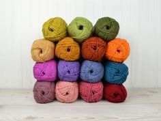 Stylecraft Cosy Colour Pack | Colour Packs | Knitting Yarn & Wool | Deramores