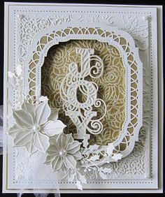 Creative Expressions Noble Collection Ornate Pierced Design Sue Wilson for sale online Handmade Christmas, Christmas Crafts, Winter Christmas, Sue Wilson, Winter Cards, Xmas Cards, Greeting Cards, All Things Christmas, Christmas Wishes