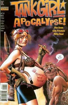 Tank Girl Apocalypse #1