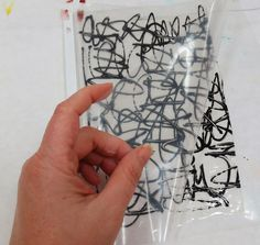 Approachable Art by Judi Hurwitt: Tutorial: Transparent Acrylic Skins