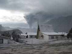 CHAITEN, CHILE. Evacuated in May 2008 when the Chaiten volcano erupted for the first time in more than 9,000 years. A week later the whole town was flooded for days.
