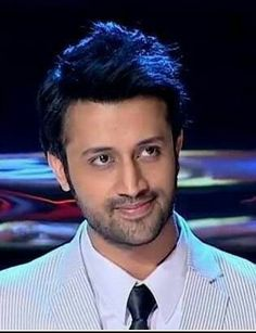 My Superstar 😍❤ Atif Aslam Wife, New Love Songs, Boys Dpz, Cute Actors, Cutest Thing Ever, All Family, Celebs, Celebrities, My Crush