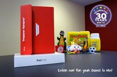 Win a Throwback Pack + iPad Mini + Trapper Keeper Cover