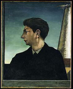 Self-Portrait Giorgio de Chirico (Italian (born Greece), Vólos 1888–1978 Rome )