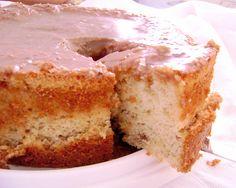 Depois do sucesso DESTA  bolachinha, mais umareceitinha da Marly e, coincidência ou não, esse bolo também tem amendoim, só que em forma de...