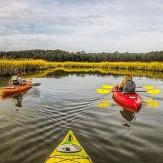Myrtle Beach Hotels, Myrtle Beach Vacation, South Carolina Vacation, Murrells Inlet, Water Sports, Kayaking, Boat, Check, Kayaks