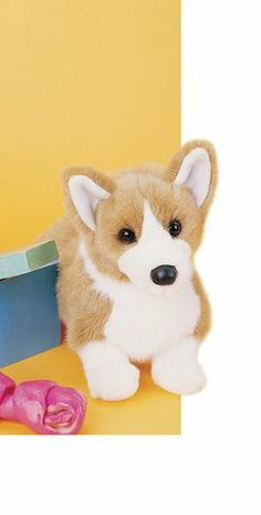 """Douglas 14"""" Ingrid Corgi by Douglas Cuddle Toys. $20.08. It?s our Grand Opening and we?re busy adding products and product descriptions. A description hasn?t been added to this product yet, but it?s coming very soon. If you have any questions, please visit our"""