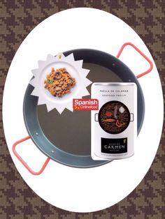 [ES] Paella de Calamar. http://www.spanishonlinefood.com/es/arroces/paella-de-calamar.html [EN] Seafood Paella. [FR] Paella Aux Calamars. [DE] Tintenfisch Paella.  #Sof #ComidaEspañola #España #Paella #Arroz #Calamares #CoceryCantar #SpanishFood #Spain #Rice #Seafood #PaellaTime #Espagne #NourritureEspagnole #Riz #Calamars #Spanien #SpanischesEssen #Reis #Tintenfisch #Gourmet #Delicatessen #Yummy #Food #Foodies #Instafood #Instagood Spanish Food Comida Española