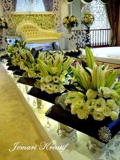 Jemari Kreatif Design: Hantaran Ayu - Hotel Royale Chulan 2
