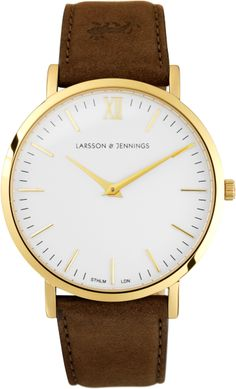 Larsson and Jennings Lader watch