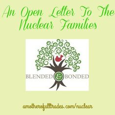 It's not easy being in a blended family. It's even harder when the nuclear…