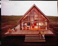 Weekend Cabin: Block Island, Rhode Island.