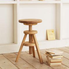 screw stool