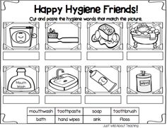 Personal hygiene worksheets for kids collection of preschool second grade health 3 oral lesson plans high . Hygiene Lessons, Health Lessons, Health Tips, Health Lesson Plans, Pe Lessons, Health Resources, Teaching Resources, Health Benefits, Teaching Ideas