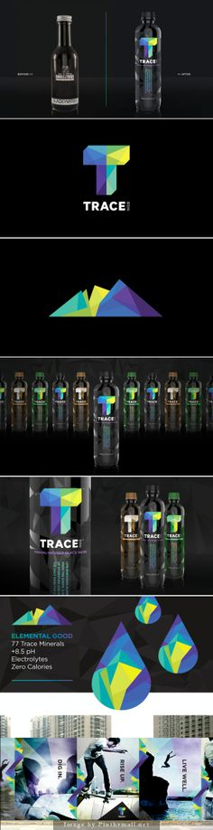 Geometric #packaging #products #design