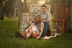 Spring Family Session in Red Bluff