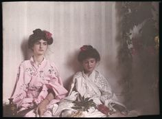 Here's what the world looked like in color, over 100 years ago.