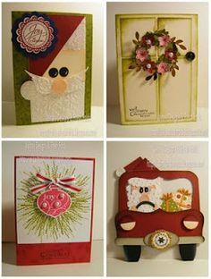 Valita's Designs & Fresh Folds: making a simple box card