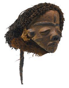 mask/headdress ||| sotheby's n09225lot757hyen