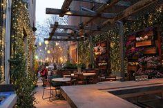 Kaper Design; Restaurant & Hospitality Design Inspiration: Talula's Garden