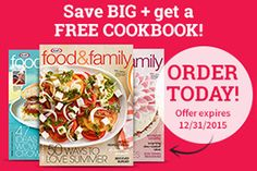 food&family magazine