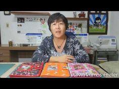 Trailer Vídeo Aula Carteira Tripla by Silvia Ramos Atelier Para mais informações sobre este vídeo aula completo, Veja em nosso site:…