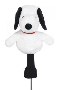 Creative Covers Snoopy Headcover( COLOR: N/A, SIZE:N/A ) by Creative Covers. $24.89. Creative Covers Snoopy Headcover Washable and designed to fit up to a 460cc driver, the Creative Covers Snoopy Headcover is as functional as much as it is eye-catching. This officially licensed headcover is made of super-soft plush fabric that protects the club head while a knit sock extends down to help keep the shaft safe from nicks and scratches.
