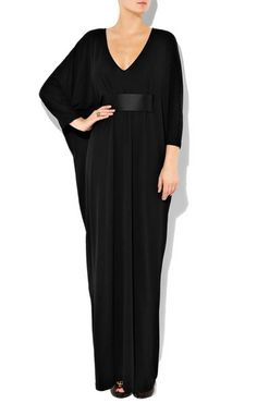 black maxi dress - Google Search