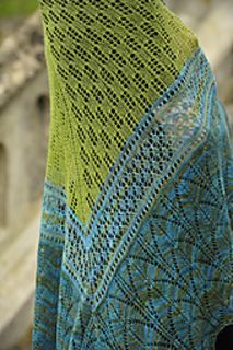 Gothic pattern by Jane Sowerby