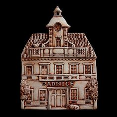 ;) Clay Houses, Ceramic Houses, Ceramic Clay, Christmas Gingerbread, Notre Dame, Big Ben, Angeles, Building, Cottages