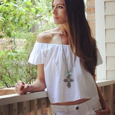 Trash To Couture: DIY Peasant Blouse