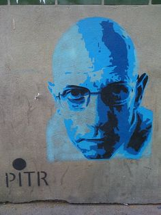 Foucault on Rue de la Vieuville - Paris by www.urbamedia.com, via Flickr