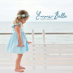 Emmi-Belle Fairy Dress from Lacey Lane, size 4