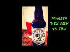 Rod J BeerVentures: Lagunitas Brewing TuberFest - Beer Review #480