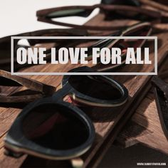 ONE LOVE FOR ALL