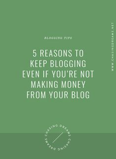 Intangible, Non-Monetary Benefits You Get from Blogging