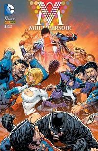 LIGA HQ - COMIC SHOP MULTIVERSO DC #3 PARA OS NOSSOS HERÓIS NÃO HÁ DISTÂNCIA!!!
