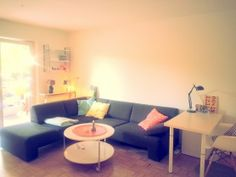 Herzlich willkommen in meinem Wohn- und Arbeitszimmer von Philippa