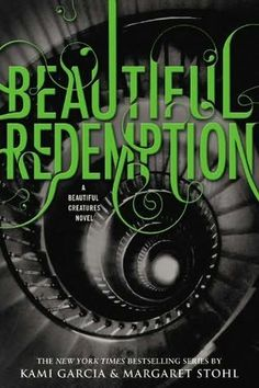 The conclusion to the Beautiful Creatures Series.  The book was really good!!!  Ethan will do anything to find his way back to Lena.