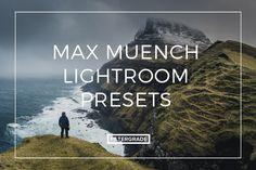 Custom Lightroom Presets created by Max Muench of German Roamers.
