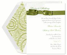Cheap DIY Wedding Invitations