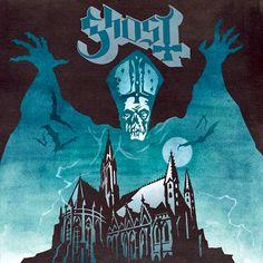 Ghost – Opus Eponymous  As letras da banda são fortemente satanistas, o que contrasta com a sensibilidade pop e os vocais limpos que permeiam todo o disco. Os teclados vintage e a produção muito limpa, sem exageros de compressão, fazem o disco soar inteiramente analógico e também remetem à década de 70 conferindo uma atmosfera que prende o ouvinte.