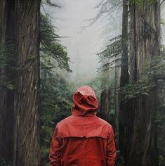 Interview with Nashville Artist Adam Hall - Adam shares his journey from music industry to full time painter, navigating his role as artist & father. Hall Painting, Oil Painting Pictures, Misty Forest, Contemporary Landscape, Simple Art, Landscape Paintings, Landscapes, Landscape Art, Oil On Canvas