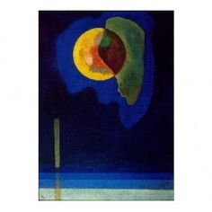 Yellow Circle 1926 by Wassily Kandinsky oil painting art gallery